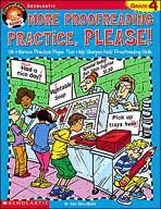 FunnyBone Books: More Proofreading Practice, Please (Enhanced eBook)