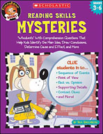 FunnyBone Books: Reading Skills Mysteries