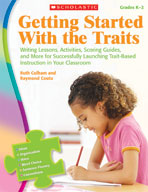 Getting Started With the Traits: K-2 (Enhanced eBook)