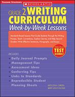 Grade 2 Writing Curriculum: Week-By-Week Lessons (Enhanced eBook)