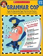 Grammar Cop (Enhanced eBook)