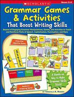 Grammar Games & Activities That Boost Writing Skills (Enhanced eBook)