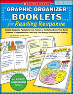Graphic Organizer Booklets for Reading Response (Grades 2-3)