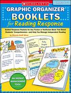 Graphic Organizer Booklets for Reading Response (Grades 2-3) (Enhanced eBook)