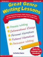 Great Genre Writing Lessons (Enhanced eBook)