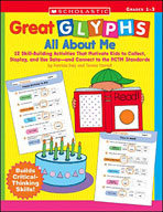 Great Glyphs: All About Me (Enhanced eBook)