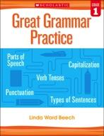 Great Grammar Practice: Grade 1 (Enhanced Ebook)