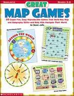 Great Map Games (Enhanced eBook)