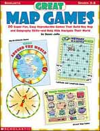 Great Map Games (Enhanced eBook)