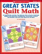 Great States Quilt Math (Enhanced eBook)