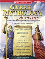 Greek Mythology Activities
