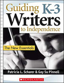 Guiding K-3 Writers to Independence (Enhanced eBook)