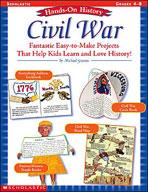 Hands-On History: Civil War (Enhanced eBook)