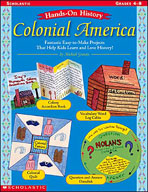Hands-On History: Colonial America (Enhanced eBook)