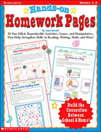 Hands-On Homework Pages