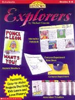 Hands-on History: Explorers (Enhanced eBook)