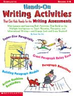 Hands-on Writing Activities That Get Kids Ready for the Writing Assessments (Enhanced eBook)