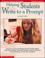 Helping Students Write to a Prompt