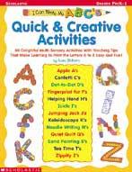I Can Write My ABC's! Quick & Creative Activities (Enhanced eBook)