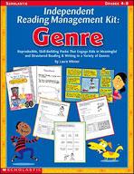Independent Reading Management Kit: Genre