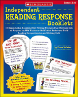 Independent Reading Response Booklets (Enhanced eBook)