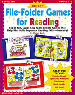 Instant File-Folder Games for Reading (Enhanced eBook)
