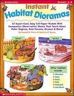 Instant Habitat Dioramas (Enhanced eBook)