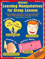 Instant Learning Manipulatives for Group Lessons (Enhanced eBook)