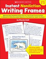 Instant Nonfiction Writing Frames (Enhanced eBook)