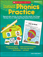 Instant Phonics Practice (Enhanced eBook)