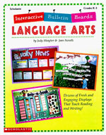 Interactive Bulletin Boards Language Arts