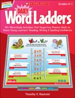 Interactive Whiteboard Activities: Daily Word Ladders Grades K-1 (Promethean Version)
