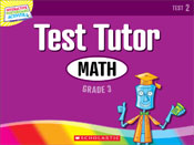 Interactive Whiteboard Activities: Math Test Tutor (Grade 3) (Test 2) (Promethean Version)