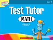 Interactive Whiteboard Activities: Math Test Tutor (Grade 4) (Test 2) (Promethean Version)