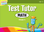 Interactive Whiteboard Activities: Math Test Tutor (Grade 6) (Test 1) (Promethean Version)