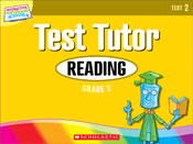 Interactive Whiteboard Activities: Reading Test Tutor (Grade 3) (Test 2) (Promethean Version)