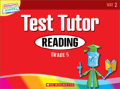 Interactive Whiteboard Activities: Reading Test Tutor (Grade 5) (Test 2) (Promethean Version)