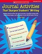 Journal Activities That Sharpen Students' Writing (Enhanced eBook)