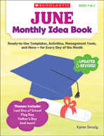 June Monthly Idea Book (Enhanced eBook)