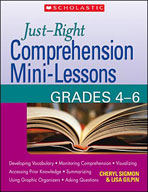 Just-Right Comprehension Mini-Lessons (Enhanced eBook)