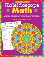 Kaleidoscope Math