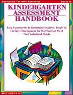 Kindergarten Assessment Handbook