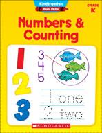 Kindergarten Basic Skills: Numbers and Counting (Enhanced eBook)