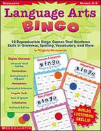 Language Arts Bingo (Enhanced eBook)
