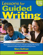Lessons for Guided Writing (Enhanced eBook)