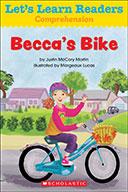 Let's Learn Readers™ Comprehension: Becca's Bike (Enhanced Ebook)