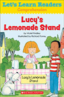 Let's Learn Readers™ Comprehension: Lucy's Lemonade Stand (eBook)
