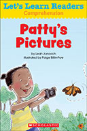 Let's Learn Readers™ Comprehension: Patty's Pictures (Enhanced Ebook)
