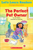 Let's Learn Readers™ Comprehension: The Perfect Pet Owner (Enhanced Ebook)