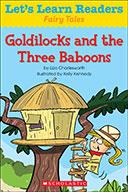 Let's Learn Readers™ Fairy Tales: Goldilocks and the Three Baboons (Enhanced Ebook)